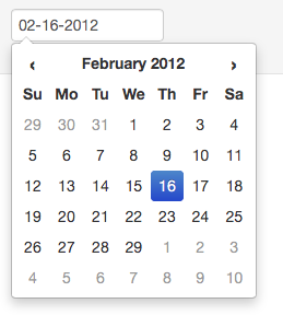 DOM events on input type=date and type=time